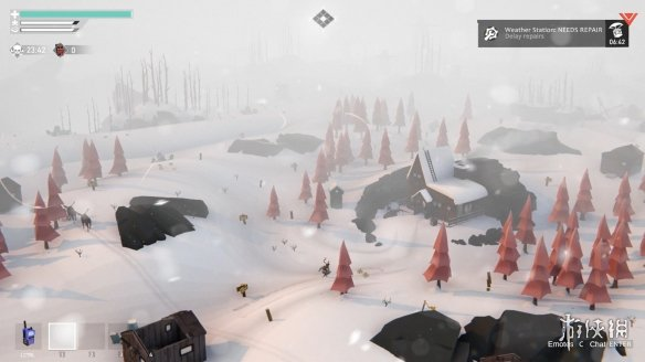 《冬日计划》游戏截图