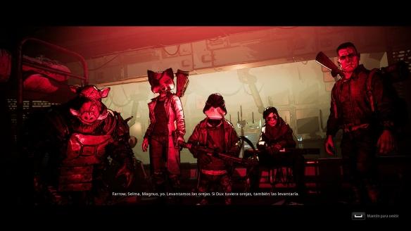 《突变元年:伊甸园之路》游戏截图-2