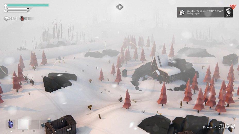 冬日计划 官方中文版