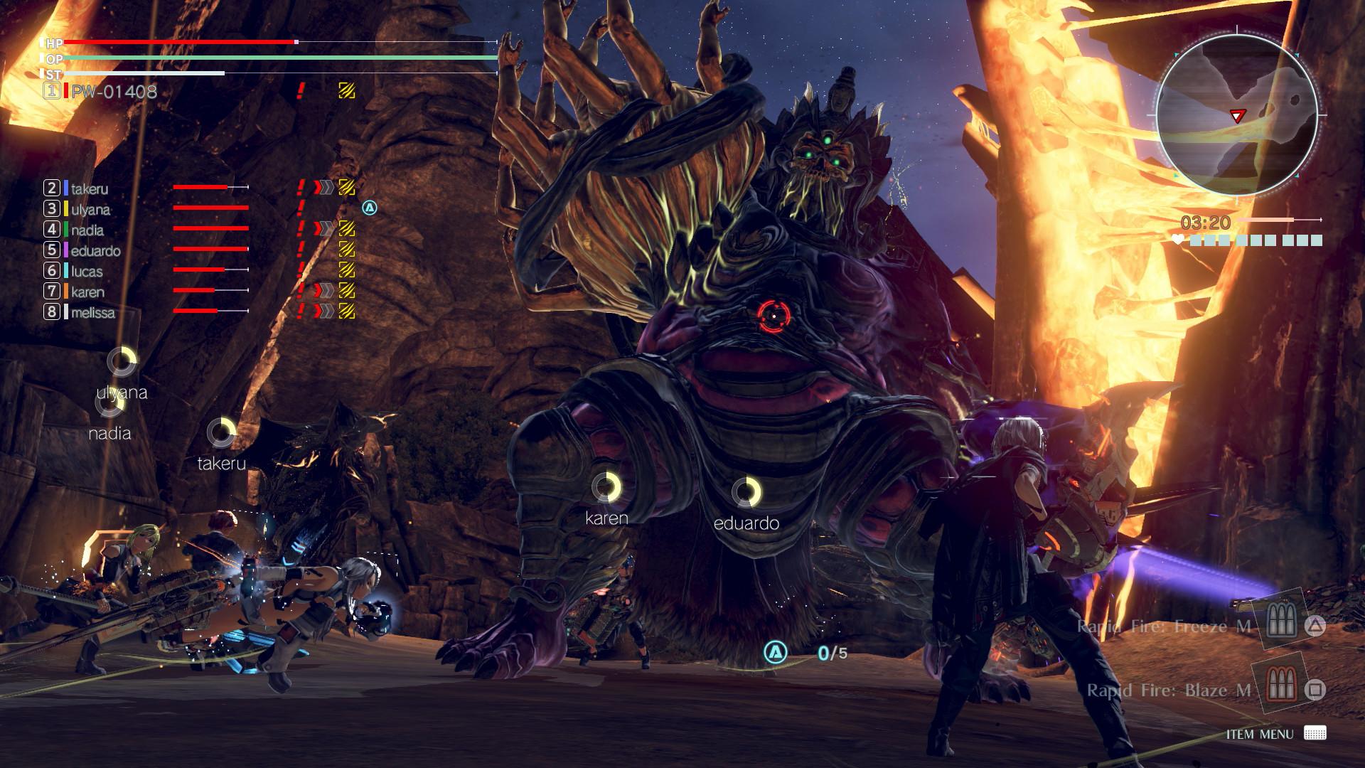 最新好玩单机游戏 噬神者3破解版 PC单机版免费玩 破解版单机游戏单机版百度网盘下载