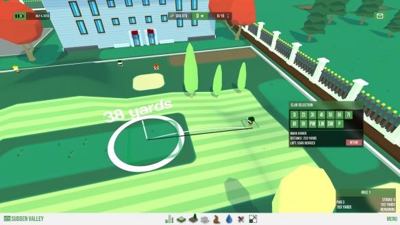 《度假村大亨高尔夫》游戏截图