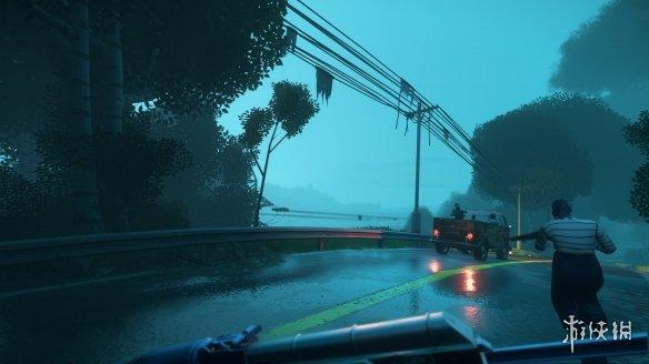 《僵尸快車》游戲截圖