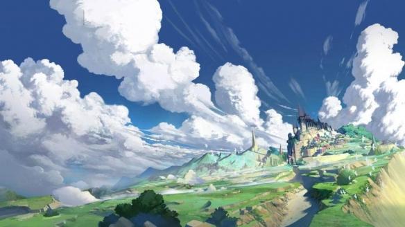 《帕鲁瑞恩:英雄序曲》游戏截图