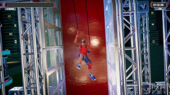 《美国忍者勇士挑战赛》游戏截图