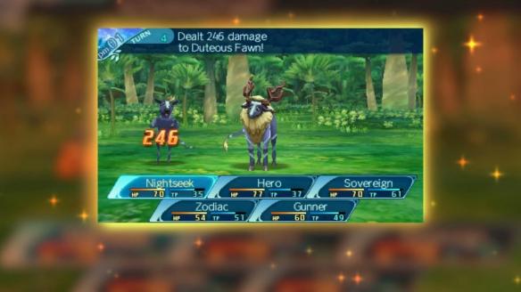 《世界树迷宫X》游戏截图