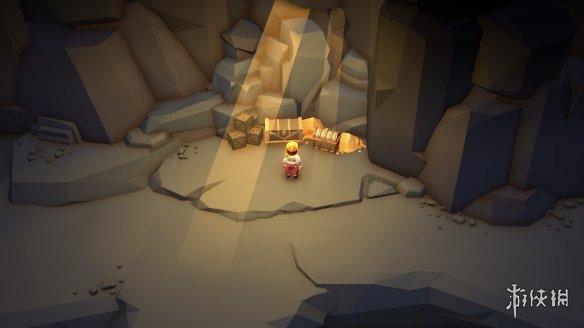 《落难航船:诅咒之岛的探险者》游戏截图