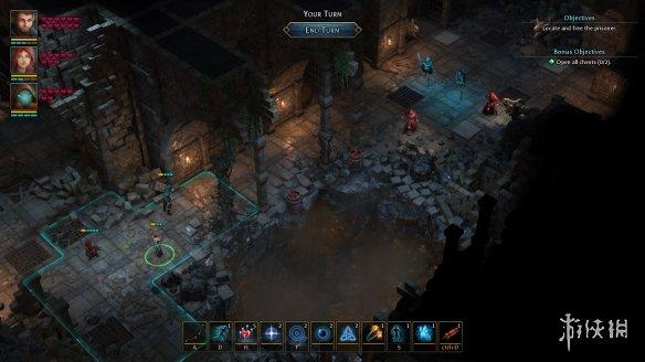 《德魯伊之石:巨石林的秘密》游戲截圖