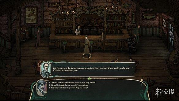 《冥河:旧日支配者之治》游戏截图
