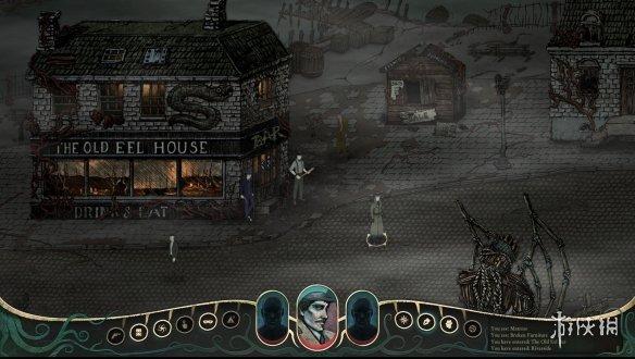 《冥河:舊日支配者之治》游戲截圖