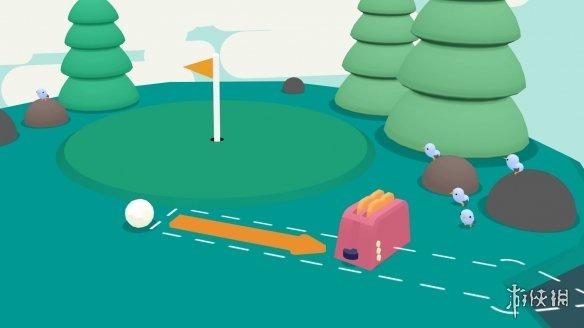 《高尔夫搞怪器》游戏截图