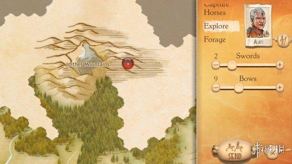 《六個時代:疾馳如風》游戲截圖