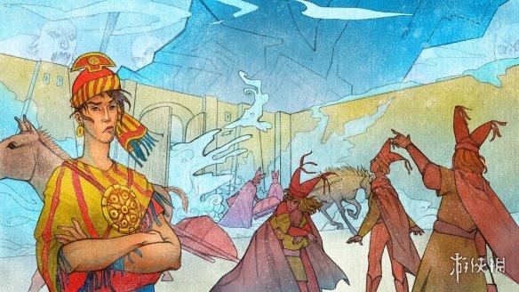 《六个时代:疾驰如风》游戏截图