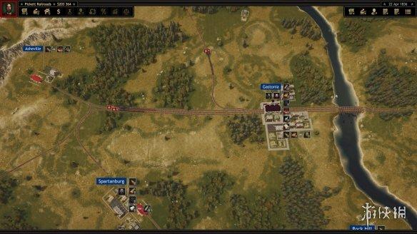 《鐵路公司》游戲截圖
