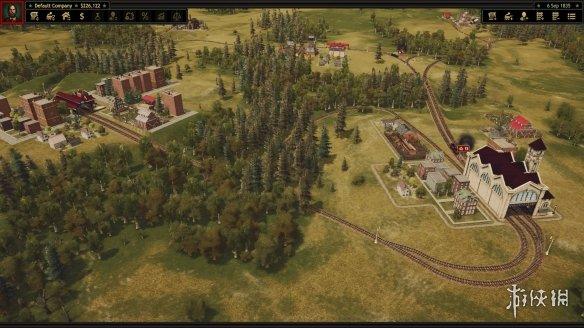 《铁路公司》游戏截图