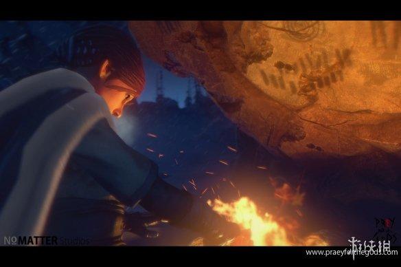 《巨神狩獵》游戲截圖