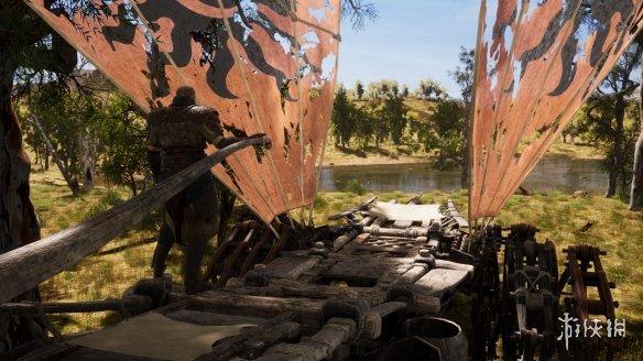 《最后的绿洲》游戏截图