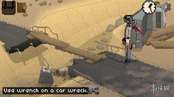 《别逃离:在荒原的4天》游戏截图