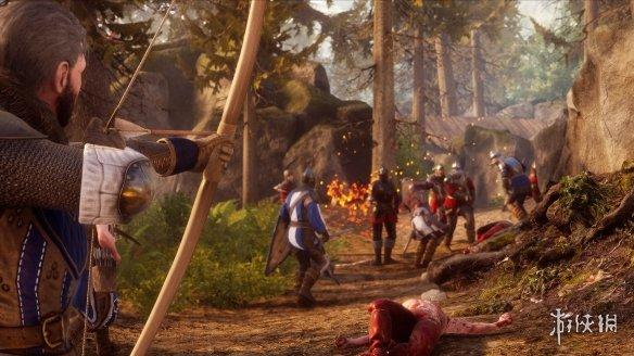 《血腥剑斗》游戏截图1