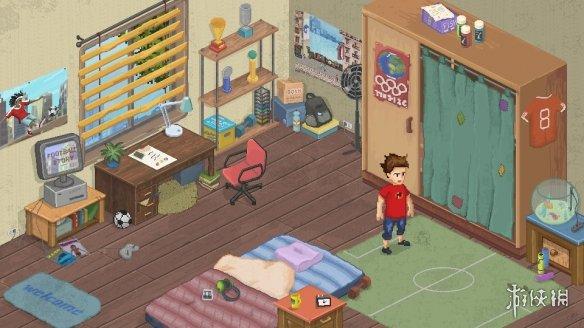《足球故事》游戏截图