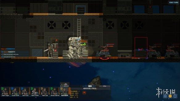 《超银河登陆队》游戏截图