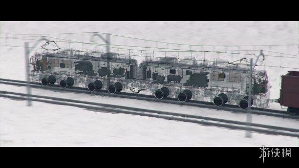 《西伯利亚铁路模拟器》游戏截图