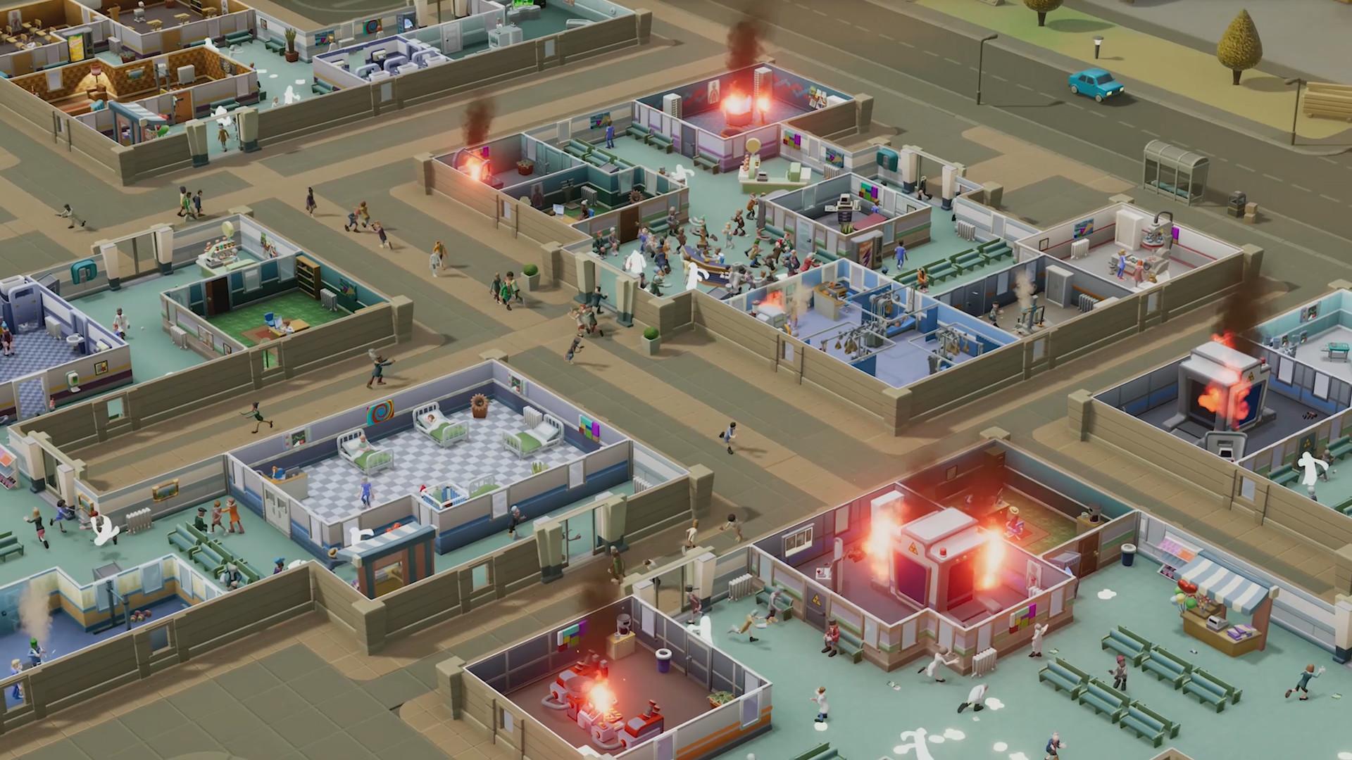 双点医院v1.21.55860 模拟经营医院 更新版本