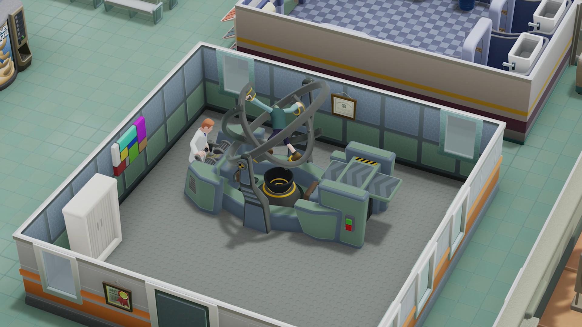 双点医院v1.23.64433_模拟经营医院_更新版本