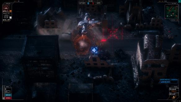 《武装齿轮》游戏截图