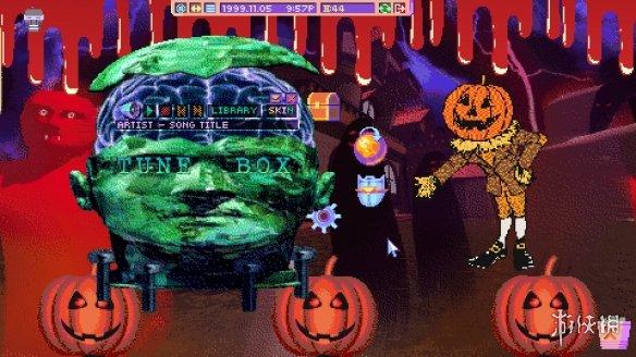 《催眠帝國的法外狂徒》游戲截圖