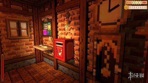 《威洛布魯克郵局》游戲截圖