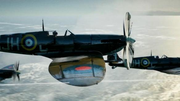 《空中格斗机:二战》游戏截图