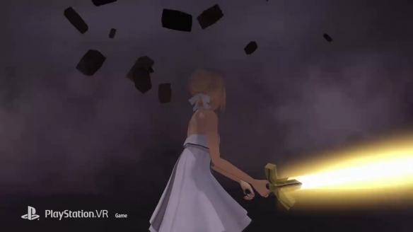 《命运/冠位指定 VR》游戏截图