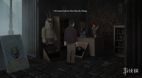 《圣科塔:黄色面具》游戏截图