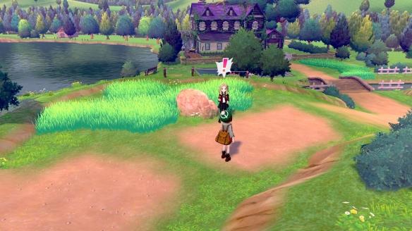 《宝可梦:剑/盾》游戏截图-3