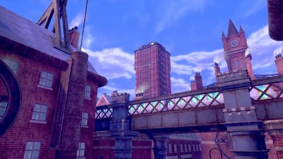 《宝可梦:剑/盾》游戏截图-6