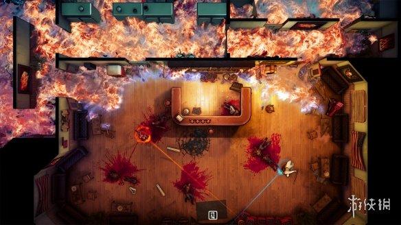 《神之扳機》游戲截圖