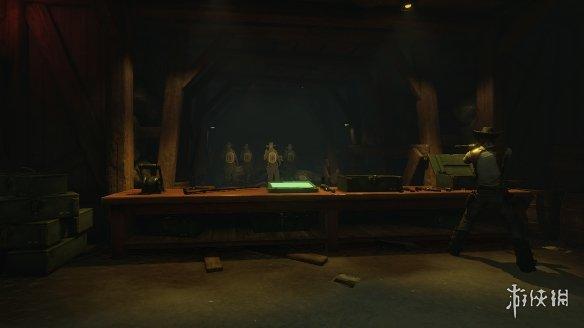 《荒野潜伏者》游戏截图