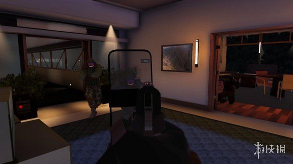 《侵入者》游戲截圖