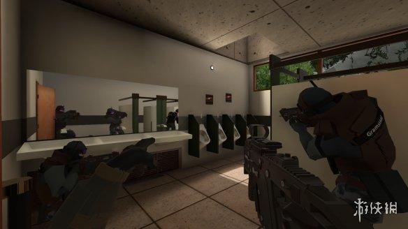 《侵入者》游戏截图