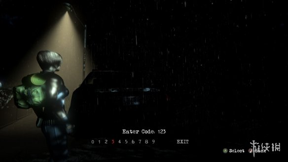 《爆发:失落的希望》游戏截图