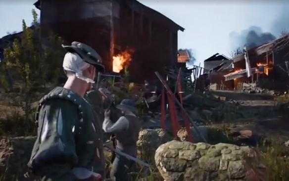 《亂:失落之島》游戲截圖