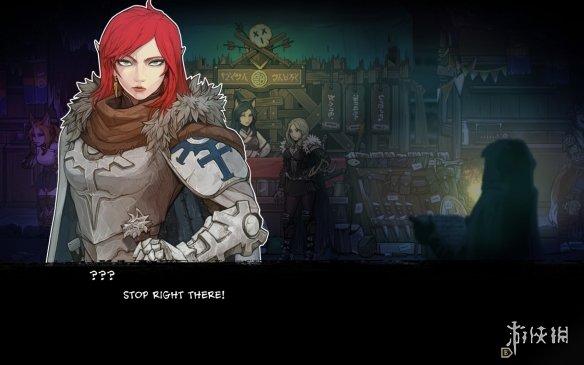 《铠甲:冷冽之魂》游戏截图