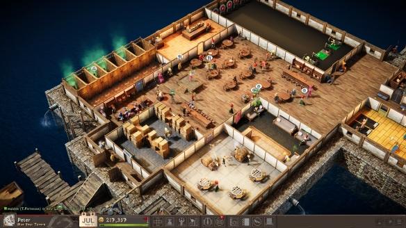 《酒店大亨:龙的宿醉》游戏截图2