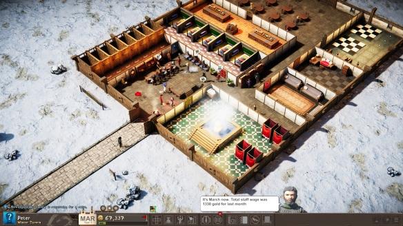 《酒店大亨:龍的宿醉》游戲截圖2