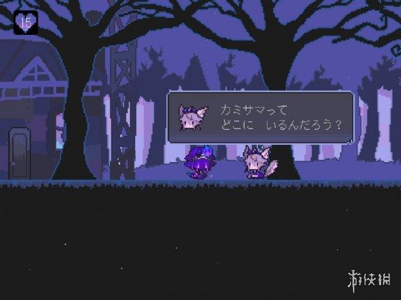 《无面的达布尔》游戏截图