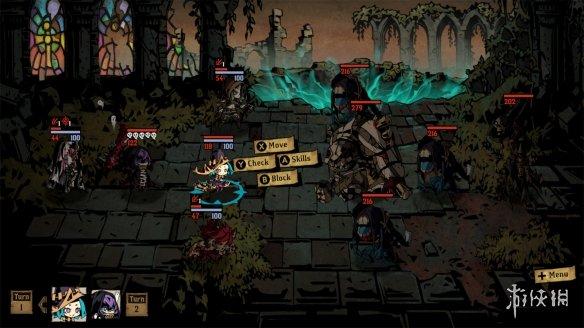 《漩涡迷雾》游戏截图3