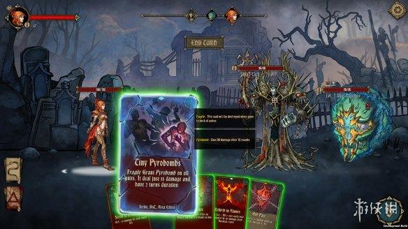 《灰烬之牌》游戏截图