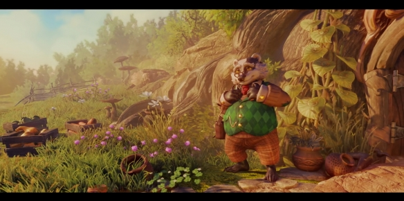 《三位一体4:梦魇王子》游戏截图
