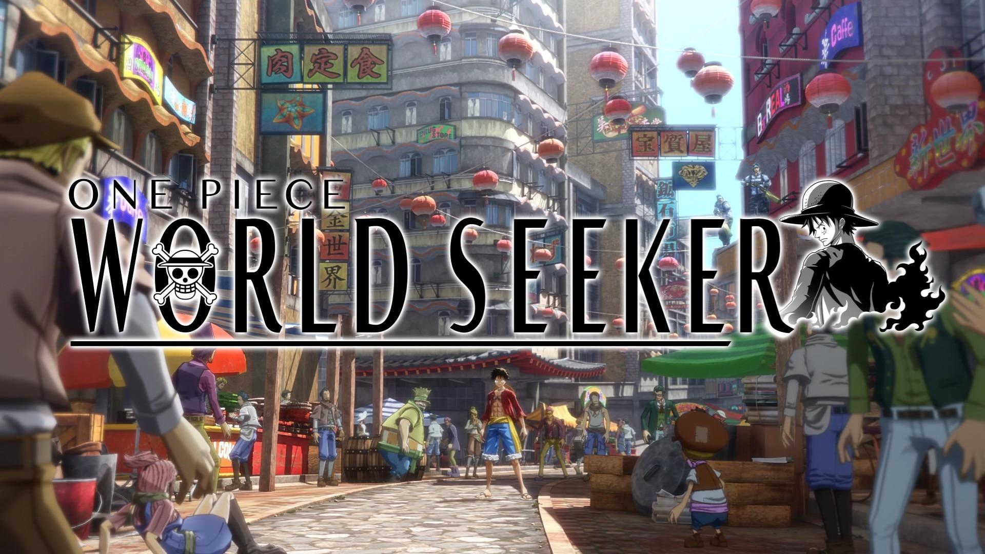 最新动作游戏《海贼王:世界探索者》海贼王游戏 海贼王游戏PC单机版下载