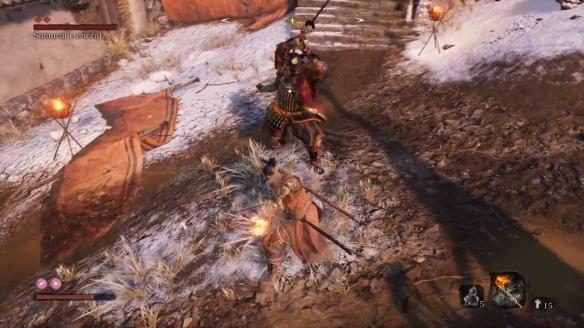 《只狼:影逝二度》游戲截圖-3
